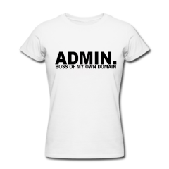 Admin Master Of My Own Domain