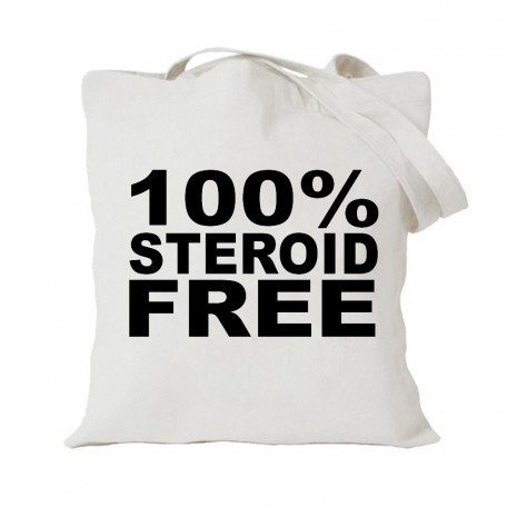 100% Steroid Free