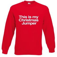 This Is My Christmas Jumper (Style 2)