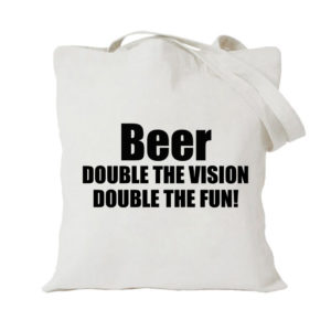 Beer Double The Vision
